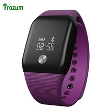 TROZUM A88 PLUS Smart Bracelet Heart rate blood oxygen monitoring movement step watches sleep compatible with IOS Android System