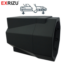 EXRIZU Portable Wireless Interaction INDUCTION Speakers Mini Boombox Electronic Touch Resonance Speaker for Phone iPhone Android