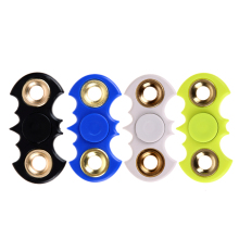 VKTECH Hand Spinner Batman Style Fidget Spinner Stress Cube Brass Hand Spinners Focus KeepToy ADHD EDC Anti Stress Toys
