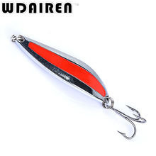 1Pcs Metal VIB Lures 4.7cm 7g Vibration Spoon Lure Fishing Lure Bass VIB bait artificial bait cicada lure vib bait FA-455