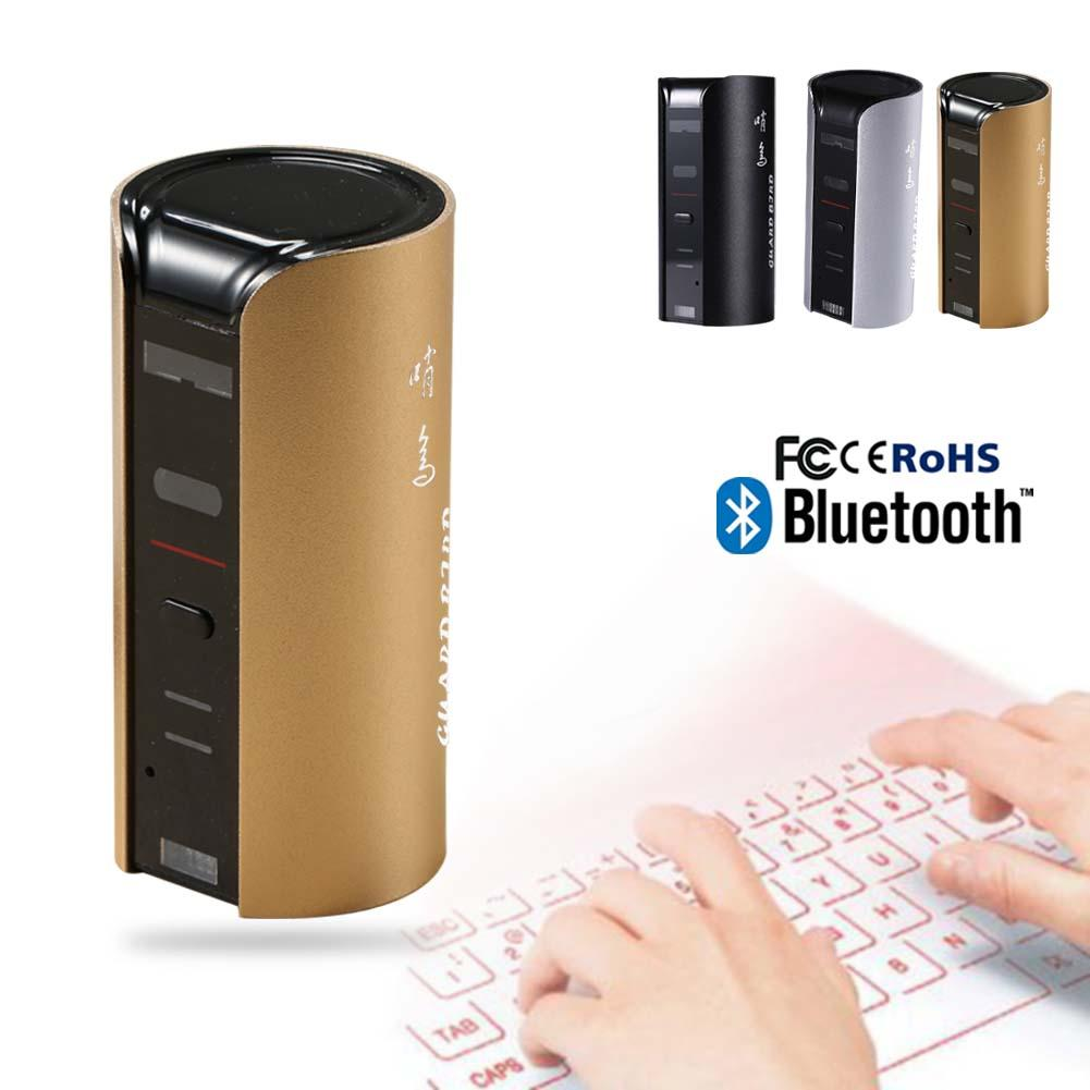 2016 new Mini Portable Virtual Laser keyboard for Ipad Iphone Tablet PC Bluetooth Projection Projected Keyboard Wireless Mini(China (Mainland))