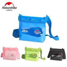 Naturehike Sealed Phone Dry Bag Snorkelling Package Rafting Bag Multifunctional Camera Waterproof Pouch for Swimming Drifting(China)