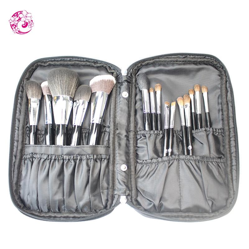 ENERGY   Premium 15piece Nylon  Makeup Powder  Eyeshadow  Concealer  Contour Brushes Pinceaux Maquillage Brochas Maquillaje set<br>