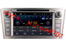 Android 5.1.1 Auto Stereo voor for old toyota GPS autoradio 2002-2008 for toyota Avensis car dvd player with Video CD dvd player