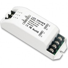Free shipping Original LT-391-10A,0-10V constant voltage led dimming driver,input DC12-24v,120w/240W output