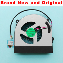 New Cooling Fan For Clevo W150 W150er W350 W350ETQ W370 W370ETQ W370SKQ K590S K660E cpu cooling fan AB7905HX-DE3 Radiator cooler