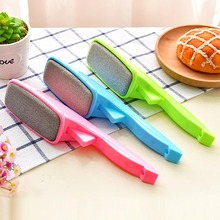 Handle Pet Dog Grooming Multifunction Practical Brushes Dog Cat Pet Hair Brush Pet Supplies Remove Floating hair(China)