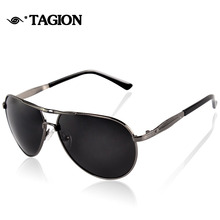 2015 Top Quality Polarized Men Sunglasses Fashion UV Protection Sun Glasses Ray Ba Sunglasses men Male Driving Eyewear 8961(China)