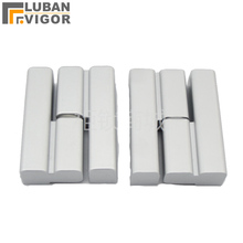 Cabinet hinges,CL203-3,Symmetrical Detachable hinge,Matt silver,For Fire/Communication/ Metal cabinet,industrial hinge