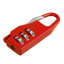 Mini 3 Digit Combination Security Safe Travel Luggage Code Password Lock Padlock  71PD