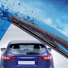 DWCX For Nissan Qashqai 2008 2009 2010 2011 2012 2013 Rear Window Windshield Wiper Arm + Blade High Qulaity Wholesale Price(China)