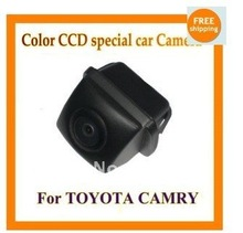 Factory selling color CCD Car Reverse Rear View backup Camera parking rearview For Toyota Camry 2009 2010
