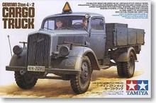 "TAMIYA 1/35 scale models 35291 World War II Opel ""Lightning"" 3 ton 4X2 truck"