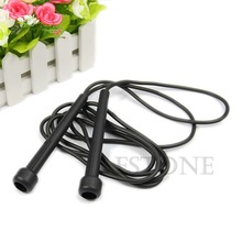 Fitness Lose Weight 2.5M Plastic Fast Speed Skipping Rope Jumping Gym Training Sports Exercise