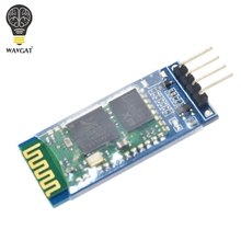 Free Shipping hc-06 HC 06 RF Wireless Bluetooth Transceiver Slave Module RS232 / TTL to UART converter and adapter