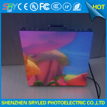Portable Stage Equipment Led Screen P4.81 500x500mm Indoor rental Led Display Price(China)