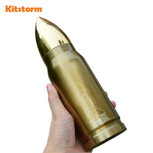 350ml Bullet Stainless Steel Vacuum Cup Thermos Mug Hot Water Flask Insulated Bottle