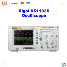 "Rigol DS1102D Rigol Digital Oscilloscope 100MHZ Logic Analyzer Oscilloscope 5.7"" LCD , 2+16 Channel"