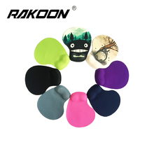 Rakoon Comfort 3D With Wrist Rest Support Mouse Pad Silica Gel Hand Pillow Memory Cotton Gaming Mouse Pad Mat For Office Work