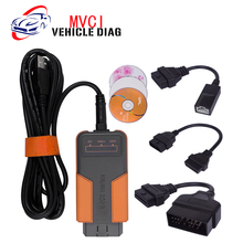 MVCI for Toyota TIS VOLVO Vida Dice for Honda Hads Diagnostics and Reprogramming Interface Free Shipping(China)