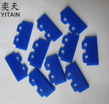 FREE SHIPPING - 10 pcs Solvent Resistant Wiper for DX5 DX7 Print Heads Blade Mutoh Roland Mimaki(China)