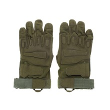 Tactical Gloves Army Combat  Men Military Police Soldier Paintball Outdoor Sport Hunt Mitten DM6#