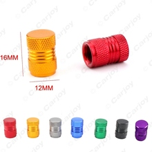 1000pcs Auto Bicycle Car Tire Valve Caps Tyre Wheel Hexagonal Ventile Air Stems Cover 7-Color #CA5486(China)