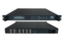 2-OUT Multiplexer(8 ASI IN,2-separate ASI OUT) IP Multiplexer&Scrambler Radio & TV Broadcasting Equipment sc-2102