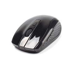 2.4GHz 1600 DPI Wireless Optical Gaming Mouse Gamer Mause Mice  Red + USB Receiver for Computer PC Laptop Macbook #75521