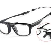d684b39a521f Ultralight Basketball Football Glasses Men Women Myopia Sports Eyes Protect Eyewear  Sports Safety Sports Goggle Cycling