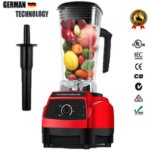 Supper Quality Motor 3HP BPA Free commercial professional smoothies power blender mixer juicer food processor the NO.1 quality