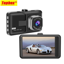 "Original 3.0"" Car DVR Car Camera Dash cam 1080P Full HD 170 Degree Wide Angle Video Registrator G-sensor Dashcam Cycle Recording"