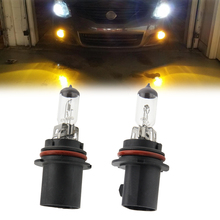 Buy Car Headlight Bulb 9004 Halogen Xenon Filled Super Bright 45W 65W 12V Auto 55W DRL Fog Light 12V Car Light Bulb Replacement Lamp for $4.33 in AliExpress store
