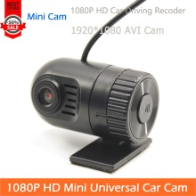Free Shipping 1080P Mini Type HD Universal Car Cam TF Card AVI Video Output Recoder Max 32G(China)