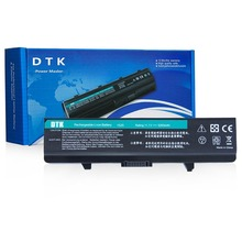 Dtk New Laptop Battery for Dell Inspiron 1525 1526 1545 1546 1440 1750 Vostro 500 6-cell 11.1v 4400mah Notebook Battery
