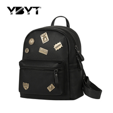 preppy style sequined black rucksack hotsale shopping women bags ladies travel bookbags famous designer student school backpacks