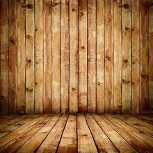 triaxial space wood floor photography backdrops pine plank studio background advertisement photography backdrop D-7582(China)
