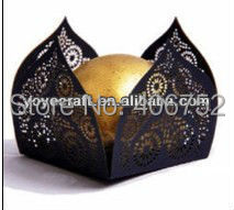chocolate packaging box mini wrapper laser cut wedding supplies small paper candy bags