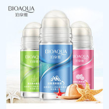 Bioaqua 50ml Refreshing Liquid Perfume Deodorants Elegant Fragrances Men Perfumes Female Parfum Antiperspirant 100% Original