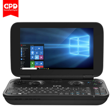 GPD WIN  5.5 Inch  Aluminium Shell  Mini Game Laptop  Windows 10 System  Z8750  Version 4GB/64GB  With Free Case  as Gift