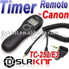 TC-252 Timer Remote for PENTAX K-7 K200D K20D K100D K10D DS DL(China)