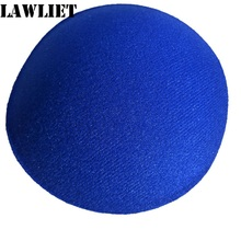 Blue EVA Mini Circle Round Millinery Hat Fascinator and Headpieces Base DIY Craft Hair Accessories Craft Clips11cm 2/lotB006
