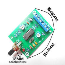 New ICL8038 Function Signal Generator Module Sine Square Triangle Wave Output DIY KITS Module Board