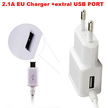 EU US Micro USB Mobile Phone Charger 2A Output Portable Charger For Sony Xperia XZs,Doogee Y300 F3 Pro F3 X5S X3,ZOPO Lion Heart(China)