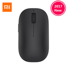 Original Xiaomi MI Portable Mouse Remote Wireless Optical RF 2.4GHz Dual Mode Computer Windows 7 8 10 Mac OS 10.8