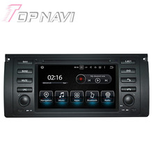TOPNAVI Quad Core Android 7.1 Car Radio Stereo For BMW M5(1995-2003),E39(1995-2003),E53 (2000-2007) DVD GPS Navigation(China)