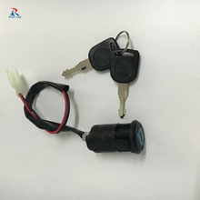 Electric Bicycle Lock Scooter Patinete Electrico Motorcycles Electric Bike Door Lock Conversion Kit(China)