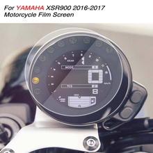 KEMiMOTO For Yamaha XSR 900 Cluster Scratch Protection Film Screen Protector for YAMAHA XSR900 2016 2017 after market(China)