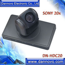 DANNOVO 1080P/60 Video Conference System Camera, Sony 20x Optical Zoom PTZ Camera,Support DVI,HDMI Video Output(China)