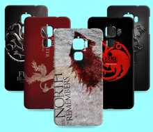 Ice and Fire Cover Relief Shell For LeEco 2 Pro X620 Cool Game of Thrones Phone Cases For Letv Max 2 X820 Le Max X900